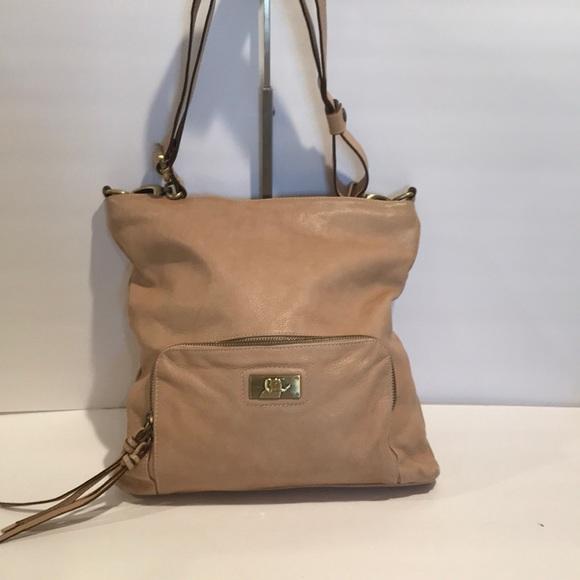 e9aae87999e3c Avorio Handbags - AVORIO ITALIAN LEATHER SHOULDER CROSSBODY BAG